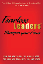 Fearless Leaders Sharpen your Focus Book Cover